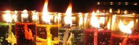 蜡烛连锁diy店