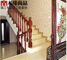 木缘尚品楼梯加盟