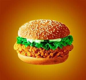 马博士 炸鸡汉堡