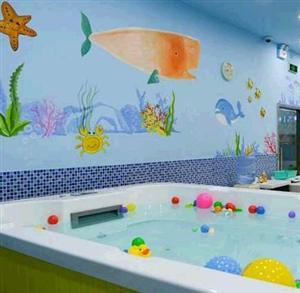 加油宝贝婴儿游泳馆加盟