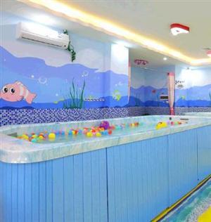 贝贝安妮婴儿游泳馆加盟