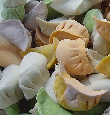 五彩水饺加盟