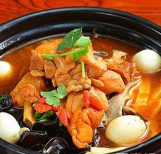 天龙砂锅加盟