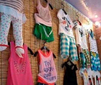 5元童装店加盟