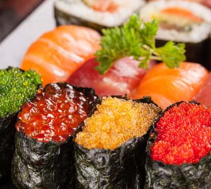 晓溙寿司加盟