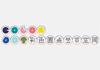 彩色圆点艺术空间加盟