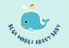 蓝鲸成长日记婴儿游泳馆