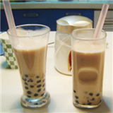 优乐爽奶茶