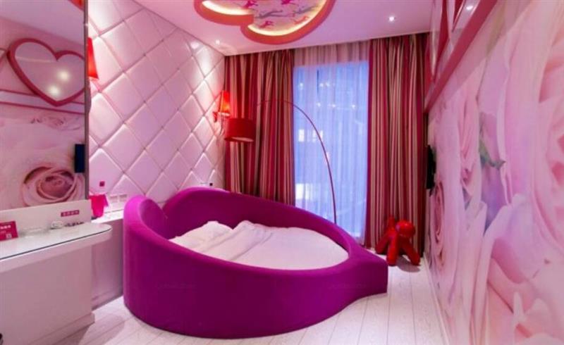 爱舍空间主题概念酒店加盟