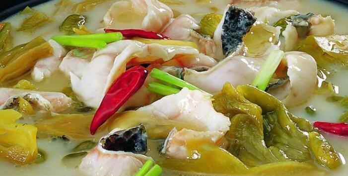 渝小渔酸菜鱼加盟