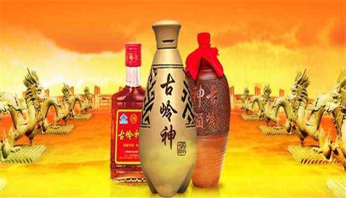 古岭神酒加盟