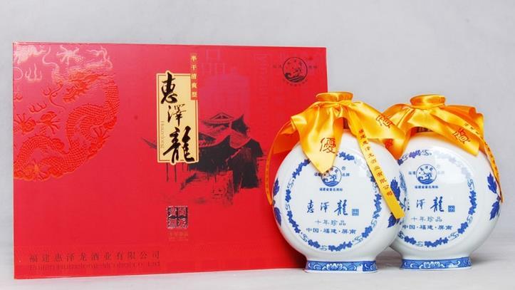 惠泽龙酒业加盟