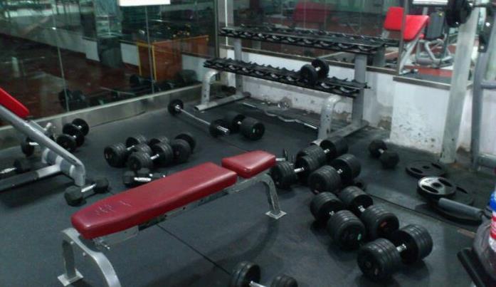 原力健健身加盟