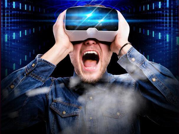 黑晶VR教室加盟