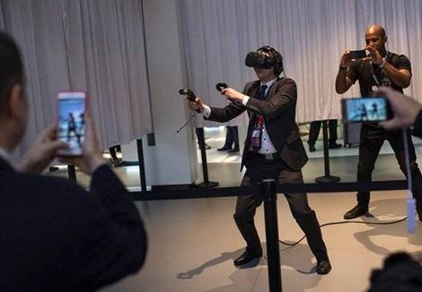魔甲人VR加盟