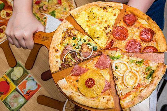 尊宝比萨西式快餐加盟