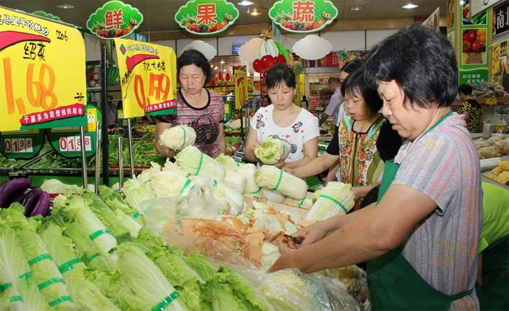 千惠超市加盟