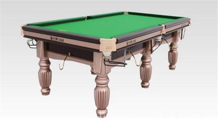 元舜台球设备台球桌