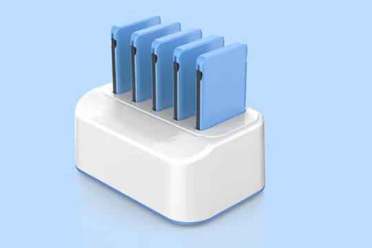 电一下共享充电宝产品图