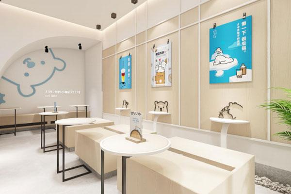 茶小咖|茶+咖创意混搭,品牌竞争力杠杠的